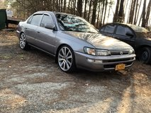 1995 Toyota corolla low miles in Beaufort, South Carolina