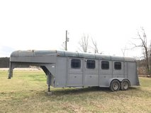 Gooseneck Trailer, 4 Horse in DeRidder, Louisiana