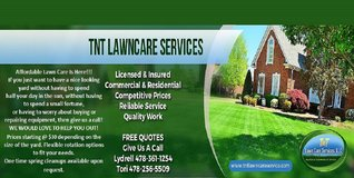 T  N T Lawn Care Services in Warner Robins, Georgia