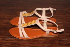 NEW T-Strap Jewel Detail Sandals in Fort Leonard Wood, Missouri