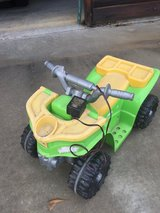 Fisher Price Power Wheels Riding Toy in Fort Polk, Louisiana