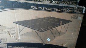 Fold 'N Store Table Tennis Table in Alamogordo, New Mexico