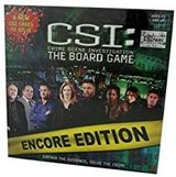 NIB CSI Board Game in Camp Lejeune, North Carolina