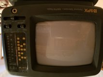 "GPX Portable 5"" Black & White TV with AM/FM Radio in Westmont, Illinois"