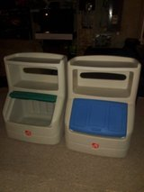 TWO STEP 2 TOY BOXES - MINT CONDITION in Yorkville, Illinois