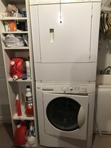 Kenmore stackable washer and dryer in Naperville, Illinois