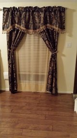 Chris Madden by J. C. Penneys Drapes (Fits Two Regular Windows) in Kingwood, Texas