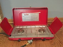 camping propane stove in Oswego, Illinois