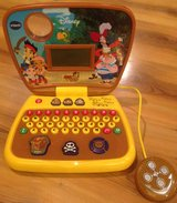 VTech Jake and the Never Land Pirates Treasure Hunt Learning Laptop in Fort Leonard Wood, Missouri