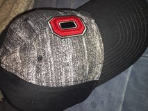 Ohio State Hat in Fort Campbell, Kentucky