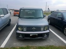 2004 NISSAN CUBE (CLEAN) in Okinawa, Japan