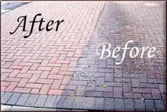 POWER WASHING SERVICE &FREE ESTIMATE in Ramstein, Germany