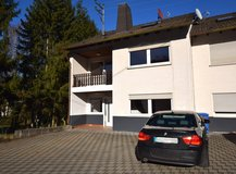 Cozy house for rent in Mittelbrunn in Ramstein, Germany