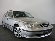 2001 Saab 9-5 Vector 2.3 Turbo Automatic Leather Brandnew Inspection Heated Seats in Baumholder, GE