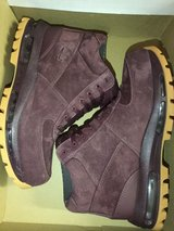 NIKE MEN'S ACG GOADOME AIR MAX SIZE 9.5; SUEDE with Gum sole in Okinawa, Japan