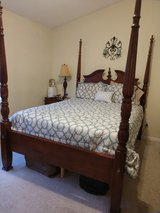 Queen bedframe in Fort Jackson, South Carolina