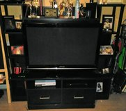 Entertainment center (TV/Xbox not included) in Warner Robins, Georgia