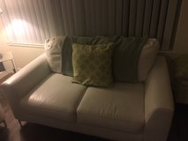 Elegant white Sofa and Couch (2 and 3 Seater) in Travis AFB, California