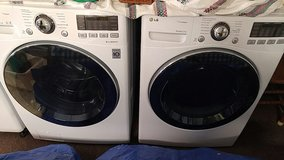 LG FRONT LOADER WASHER AND DRYER in Beaufort, South Carolina