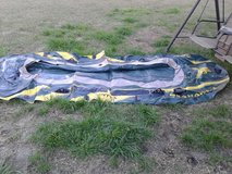 REDUCED Intex Seahawk 4 Inflatable 4 Person Floating Boat Raft in Watertown, New York
