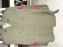 Alpha Blouse/ Size 7.5 Bates Boots/ Garrison covers/ Boonies/ Award Frames in Quantico, Virginia