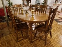 Solid Wood Table in Palatine, Illinois