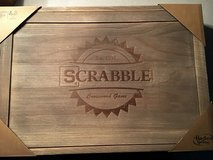 NISB Scrabble in Wood box - NEW in Chicago, Illinois