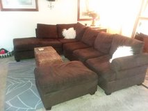 Sofa with ottoman in Oceanside, California