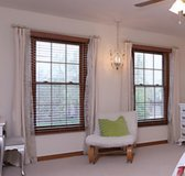 4-Beautiful, Sheer Panels w/ Rings in Chicago, Illinois
