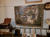 Wall tapestry in Elgin, Illinois
