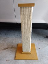 Heavy Duty Cat Scratching Post in The Woodlands, Texas