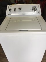 Whirlpool HE Washer Super Capicity in Fort Polk, Louisiana