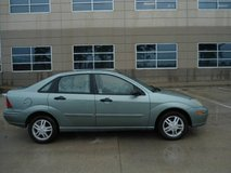 2004 Ford Focus LOW miles automatic in The Woodlands, Texas