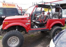 1987 Suzuki Samurai in The Woodlands, Texas
