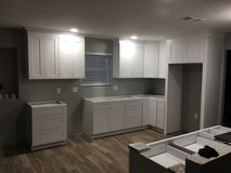 Kitchen and bath in Kingwood, Texas