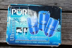 PUR water filter refills  new in Beaufort, South Carolina