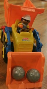 Fisher Price Dump Truck in Fort Leonard Wood, Missouri