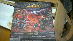 World of Warcraft miniatures game in Alamogordo, New Mexico