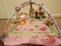 Activity Play Mat with Toys in Beaufort, South Carolina