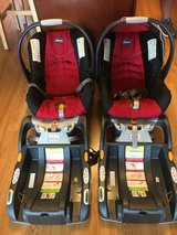 Chicco keyfit 30 car seat in Honolulu, Hawaii