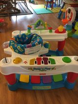 Baby walker/activity set in Honolulu, Hawaii