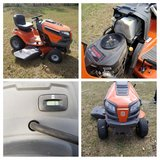 Like New Husqvarna Riding Lawn Mower in Hinesville, Georgia