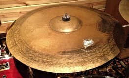 "Turkish 21"" Studio Ride Cymbal in Cleveland, Texas"
