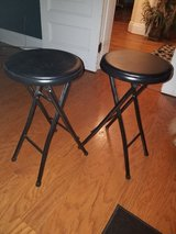 Set of 2 Foldable Stools in Watertown, New York
