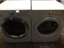 Frigidaire Frontload Washer and Dryer Set in Fort Polk, Louisiana