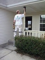 painting stain drywall yes we fix holes in walls ceilings fix windows screens fans hang tvs haul... in Clarksville, Tennessee