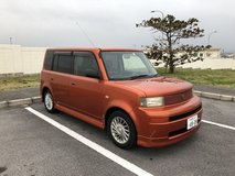 Clean 2004 Toyota BB in Okinawa, Japan