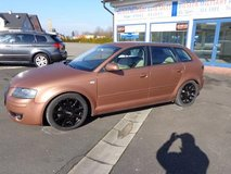 2005 Audi A3 S-Line ( AUTOMATIC, A/C, Leather, Heated Seats, Low Miles, New TÜV!! ) in Baumholder, GE