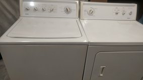 KENMORE WASHER & DRYER SET . .FREE LOCAL DELIVERY . . 910 550 4038 . .90DAY WARRANTY in Wilmington, North Carolina