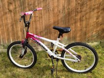 Child's size bike in Lakenheath, UK